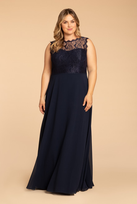Hayley Paige Occassions Size I W756