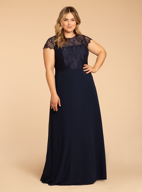Hayley Paige Occassions Size I W917