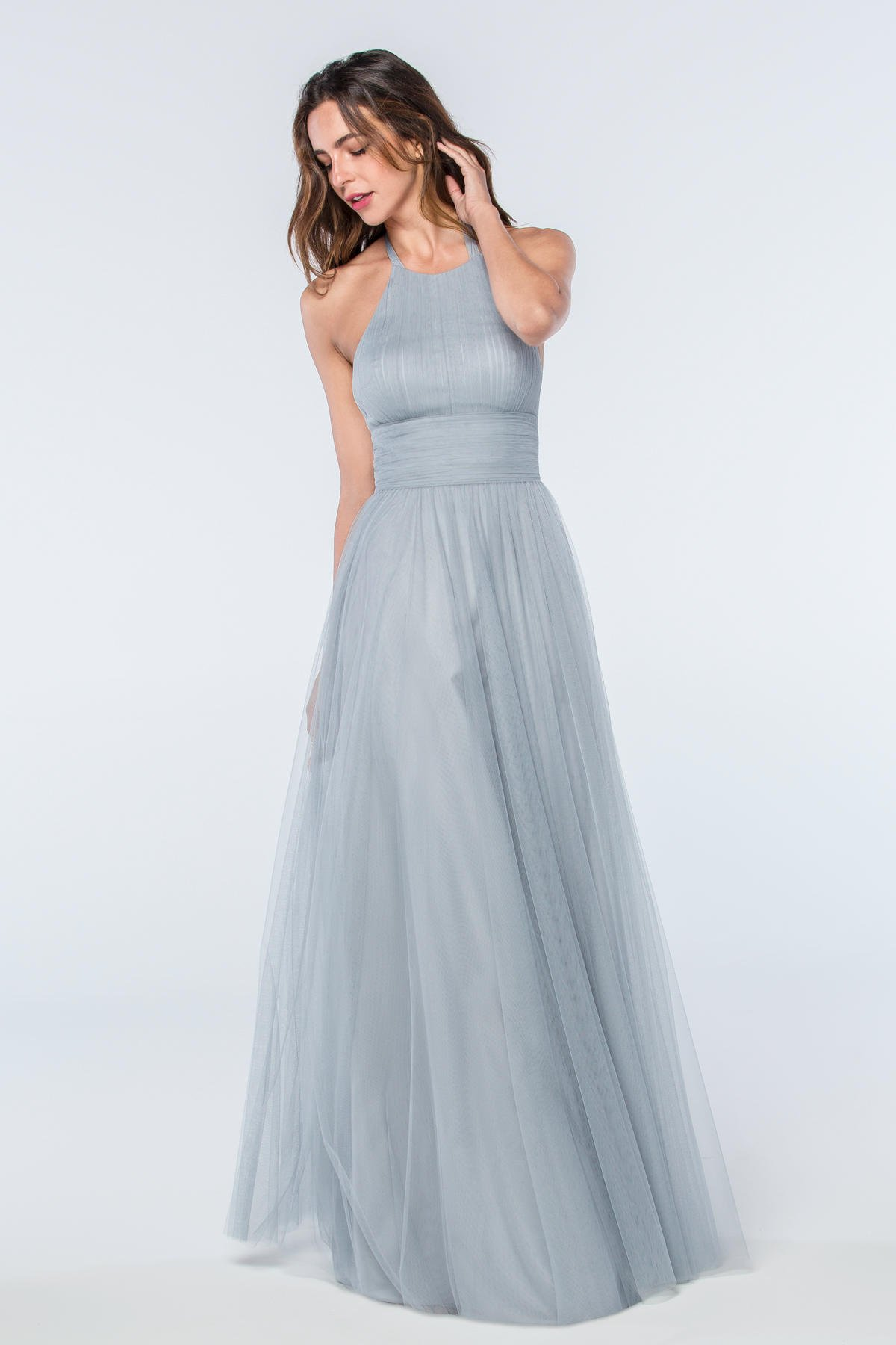 2302 Watters Bridesmaid Dress. Watters Maids at Bridals by Lori Atlanta. Watters bridesmaids gowns