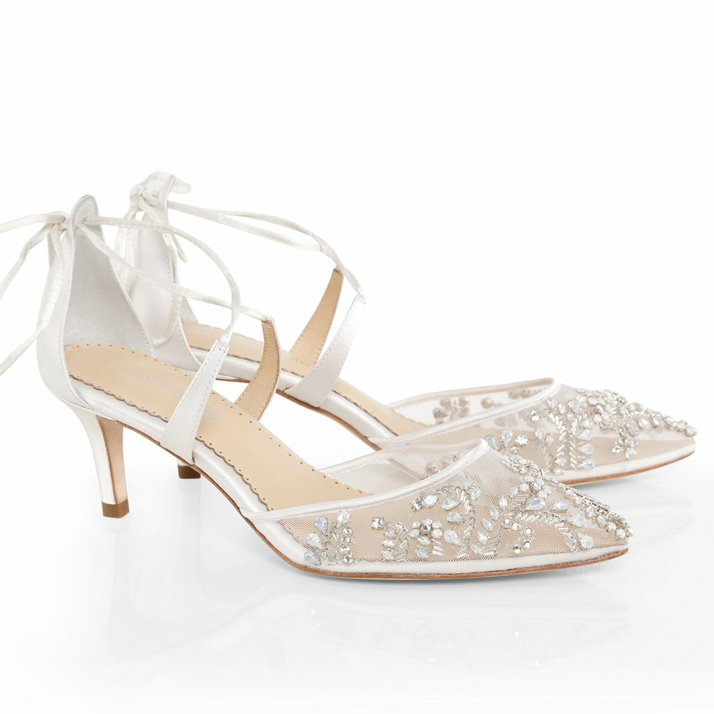 b51f35a7a02 Accessories - Shoes - BELLA BELLE SHOES - Bridals by Lori