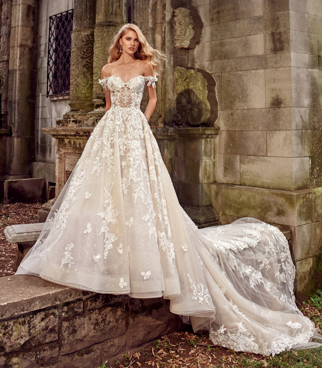 Eve of Milady Bridals 0134925