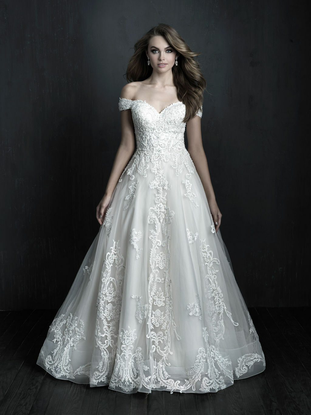 Allure Couture Bridals 0137514