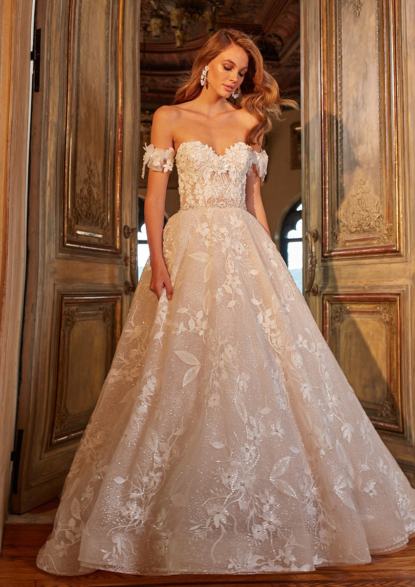 Eve of Milady Bridals 0136325