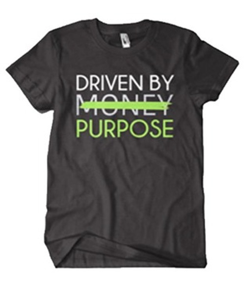 Driven By Purpose Shirt