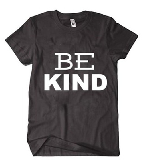 BE KIND Shirt (Black)