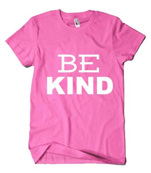 BE KIND Shirt (Pink)