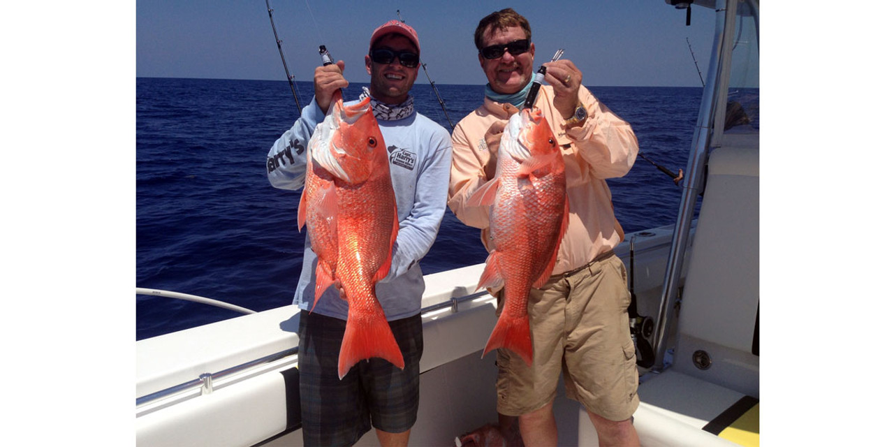 SeaQualizer Red Snapper Release