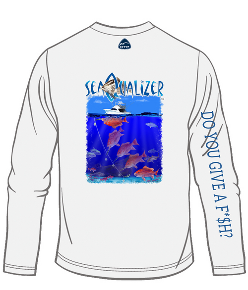 SeaQualizer Long Sleeve Performance Shirt