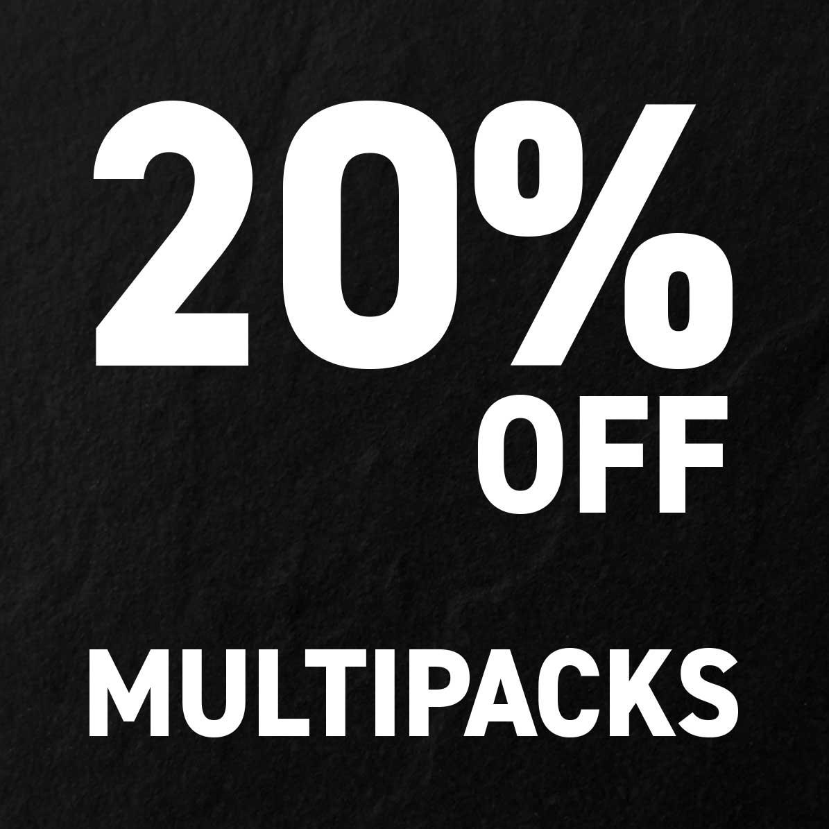 Men's Multipacks | Topdrawers
