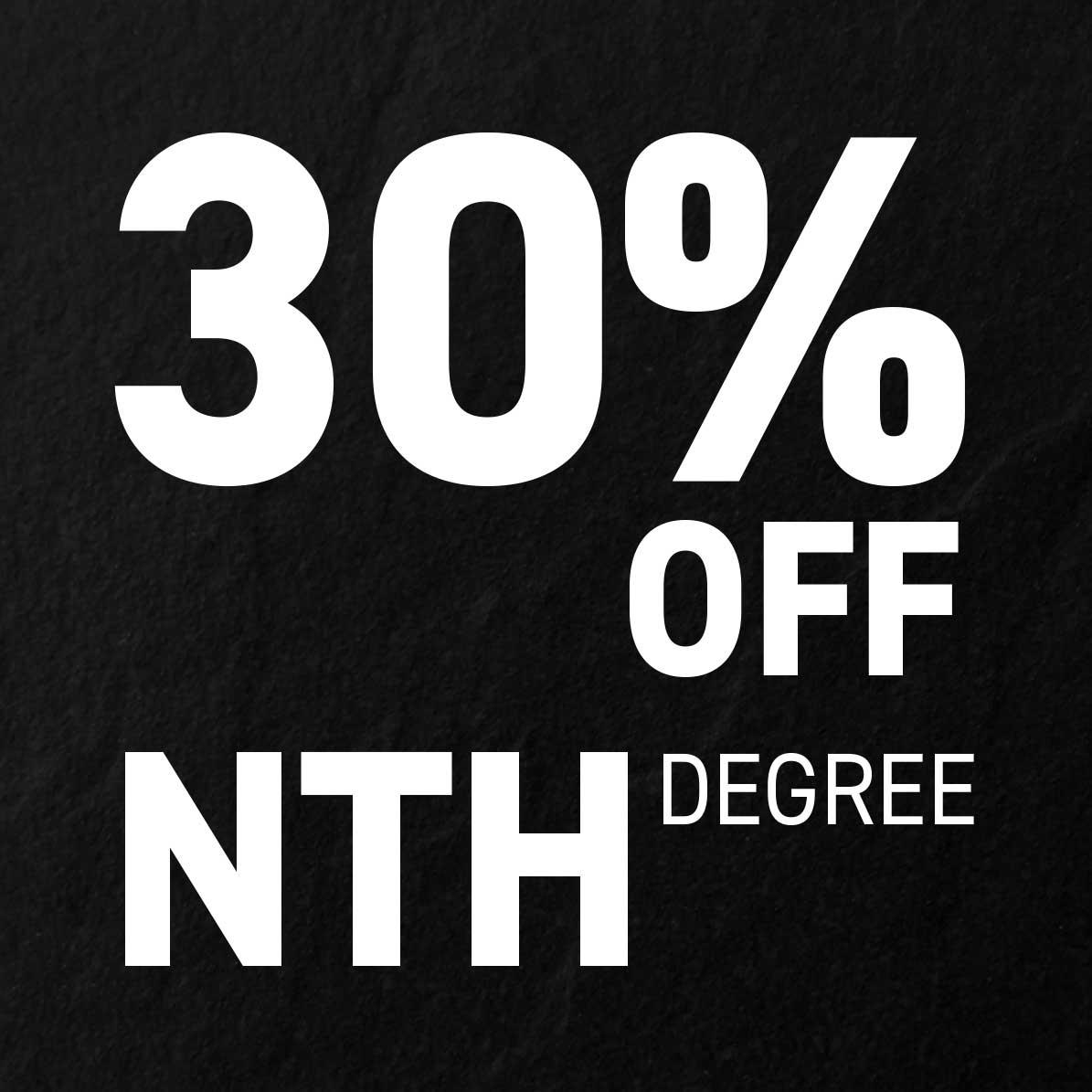 Nth Degree | Topdrawers