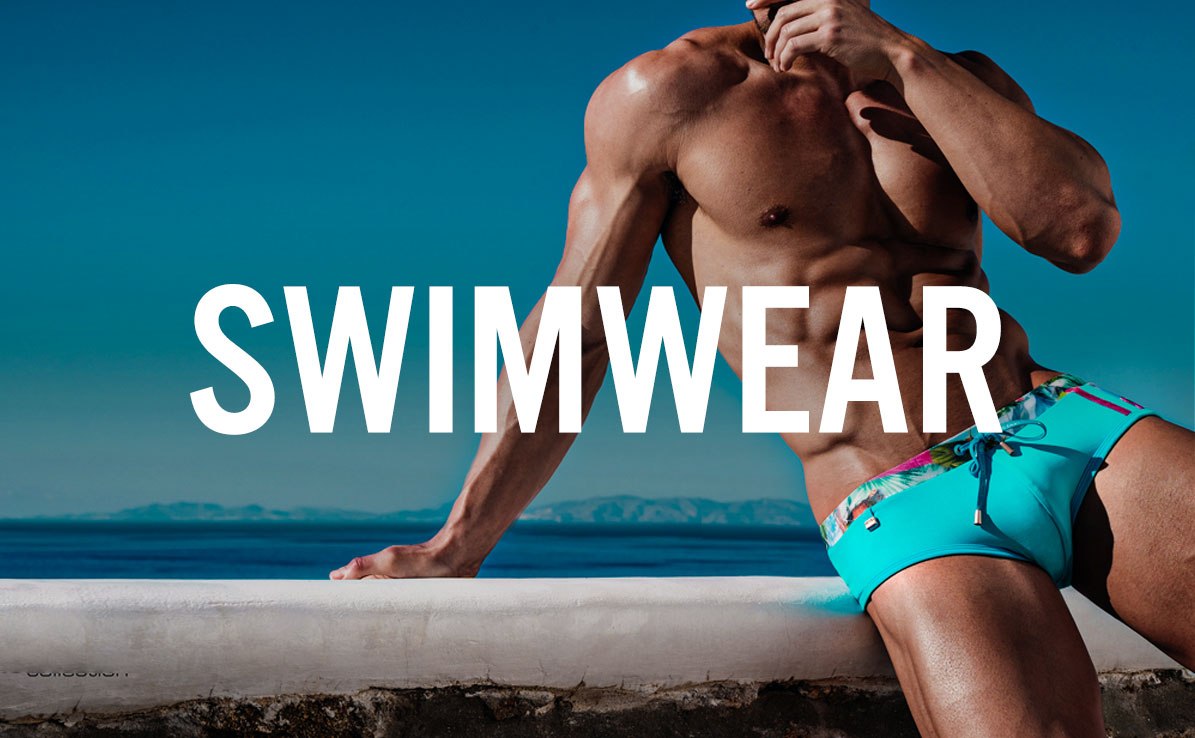 Men's Swimwear | Topdrawers