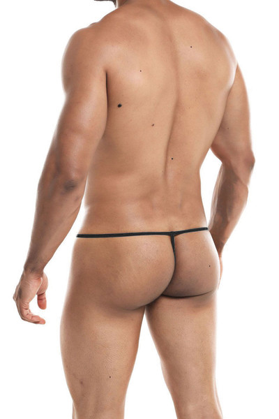 Cut4Men G-String C4M02-SKRD Skai Red - Mens G-String Thongs - Rear View - Topdrawers Underwear for Men