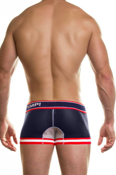 PUMP! Underwear Big League Boxer Brief 11040 from Topdrawers Menswear - Back View