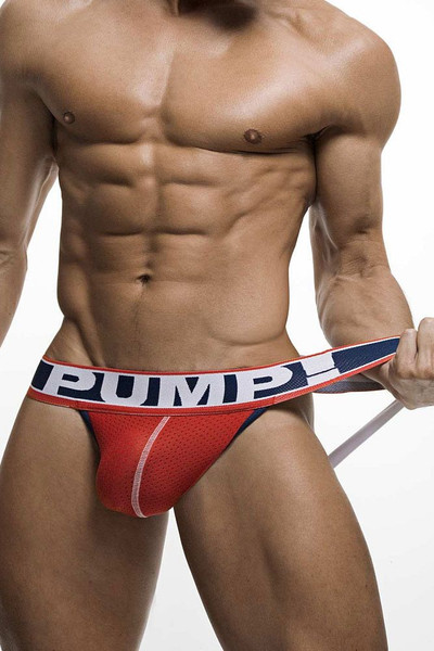 PUMP! Underwear Fever Jock 15014 Topdrawers Menswear - Front View