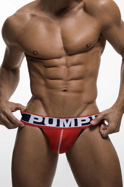 PUMP! Underwear Fever Jock 15014 Topdrawers Menswear - Front View 2