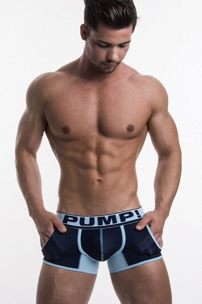 PUMP! Underwear Blue Steel Jogger 11050 from Topdrawers Menswear