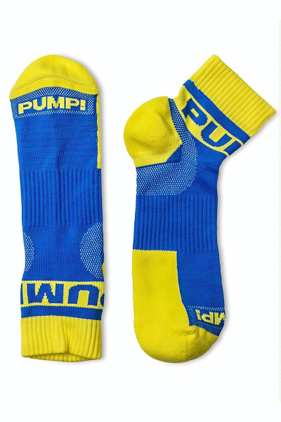 PUMP! All-Sport Spring Break Socks 41004 from Topdrawers Menswear - Double View