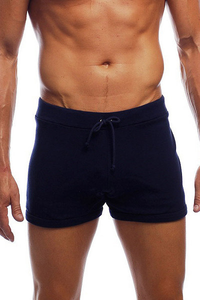 Go Softwear Hiker Short 4643 - Navy Blue - Front View