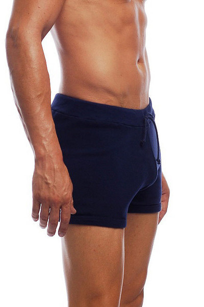 Go Softwear Hiker Short 4643 - Navy Blue - Side View