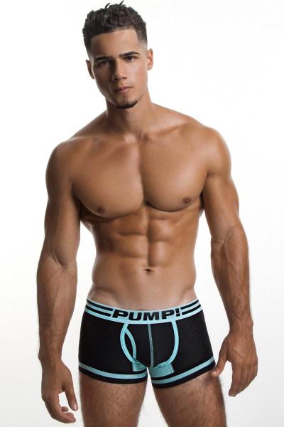 PUMP! Touchdown Hypotherm Boxer 11060 Front View - Topdrawers Underwear for Men