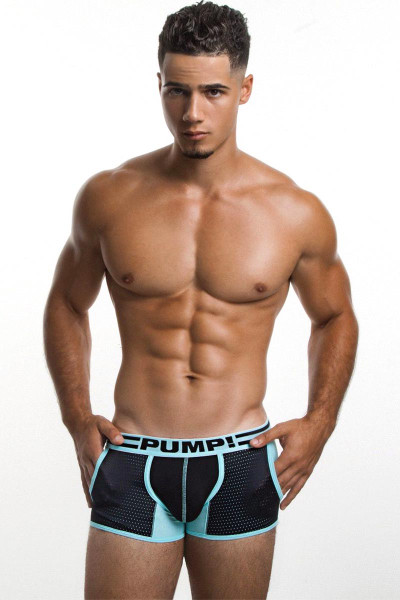PUMP! Hypotherm Jogger 11062 Front View - Topdrawers Underwear for Men