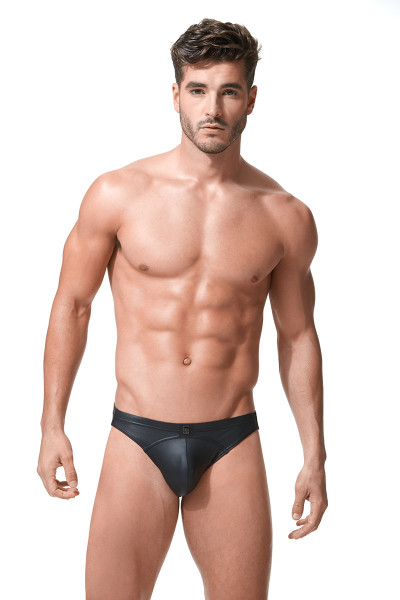 Gregg Homme Crave Brief 152603 - Front View - Topdrawers Underwear for Men