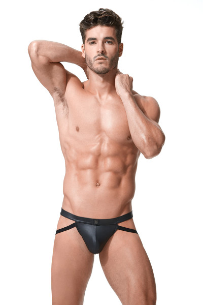 Gregg Homme Crave Jock 152634 - Front View - Topdrawers Underwear for Men