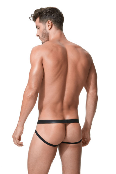 Gregg Homme Crave Jock 152634 - Rear View - Topdrawers Underwear for Men