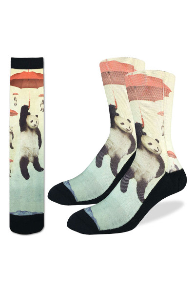 Good Luck Sock Panda Storm Active Fit Sock 4027 - Topdrawers Menswear