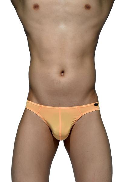 Orange - Private Structure Desire Glaze Thong DGEMU3545BT - Front View - Topdrawers Underwear for Men