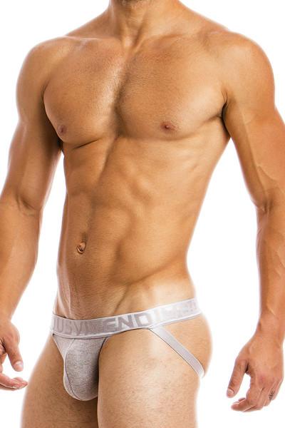 Camel - Modus Vivendi Mohair Jockstrap 03715 - Side View - Topdrawers Underwear for Men