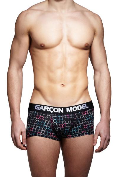 Garçon Model Comet Trunk GM17-COMET-TR - Front View - Topdrawers Underwear for Men