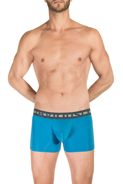 1F Bondi - Obviously EveryMan Boxer Brief 3 Inch Leg B00 - Front View - Topdrawers Underwear for Men