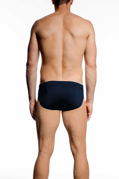 012 Navy - JM SKINZ Bikini 88152 - Rear View - Topdrawers Underwear for Men