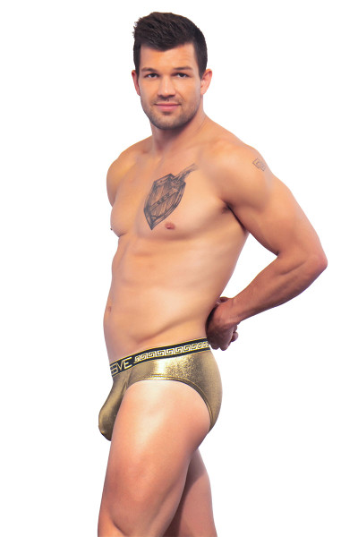 Andrew Christian Massive Gladiator Brief 90484 - Side View - Topdrawers Underwear for Men