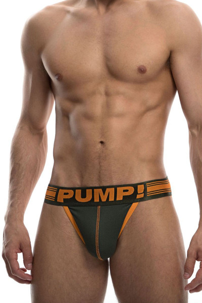 PUMP! Squad Jock 15042 - Front View - Topdrawers Underwear for Men