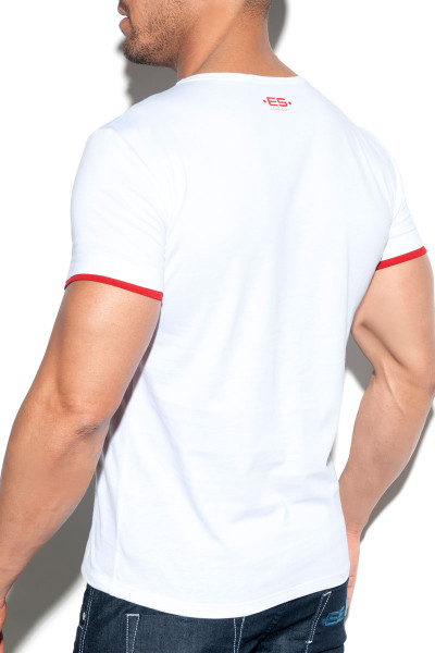 ES Collection Double Neck T-Shirt TS246-01