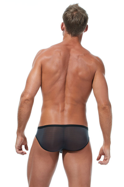 Gregg Homme Renegade Briefs 172103 - Mens Briefs - Rear View - Topdrawers Underwear for Men