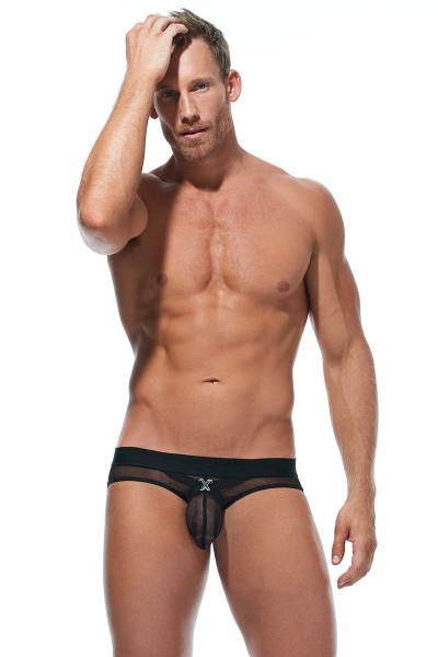 Gregg Homme X-Tra Jock 172534 - Mens Jockstraps - Front View - Topdrawers Underwear for Men
