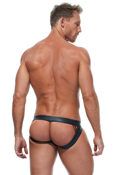 Gregg Homme Jailhouse Jock 173034 - Mens Jockstraps - Rear View - Topdrawers Underwear for Men
