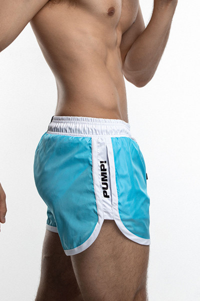 PUMP! Aqua Watershort 13002 - Mens Boardshort Swim Shorts - Side View - Topdrawers Swimwear for Men