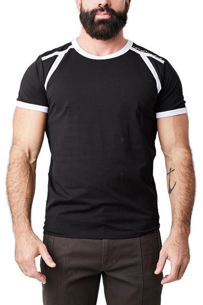 Nasty Pig Intercept Shirt 1413 - Mens T-Shirts - Front View - Topdrawers Clothing for Men