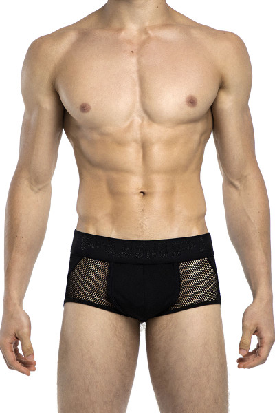PUMP! Switch Access Trunk 15047 - Mens Jock Boxers - Front View - Topdrawers Underwear for Men