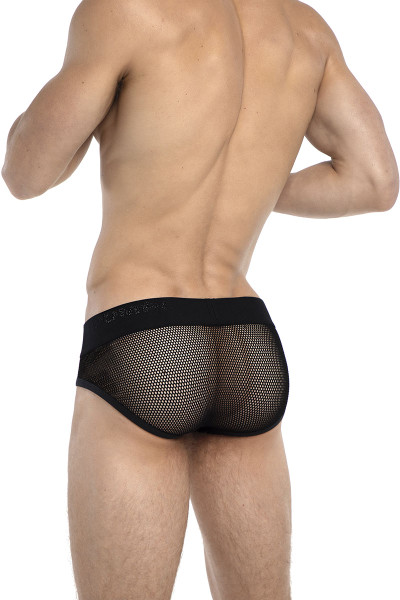 PUMP! Switch Brief 12051 - Mens Briefs - Rear View - Topdrawers Underwear for Men