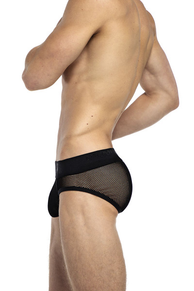 PUMP! Switch Brief 12051 - Mens Briefs - Side View - Topdrawers Underwear for Men