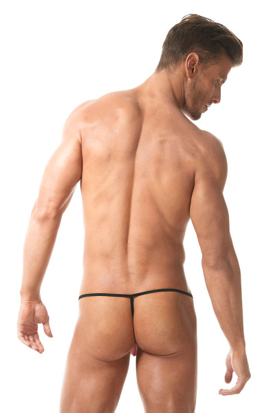 Gregg Homme Boytoy G-String 95014-RD Red - Mens G-String Thongs - Rear View - Topdrawers Underwear for Men