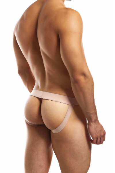 Intymen Proud Jock INE020-ND Nude  - Mens Jockstraps - Rear View - Topdrawers Underwear for Men