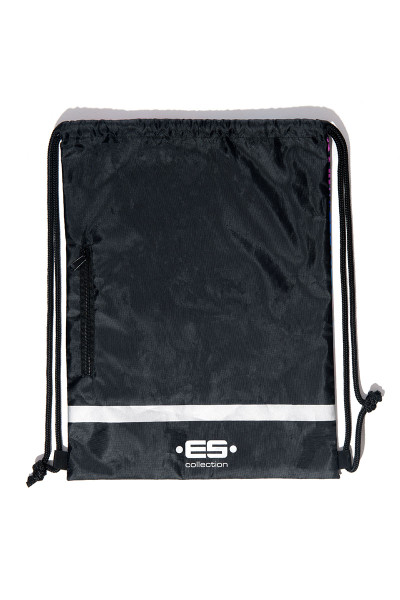 ES Collection Palms Reversible Backpack AC073 - Mens Bags - Garment Rear View - Topdrawers Apparel for Men