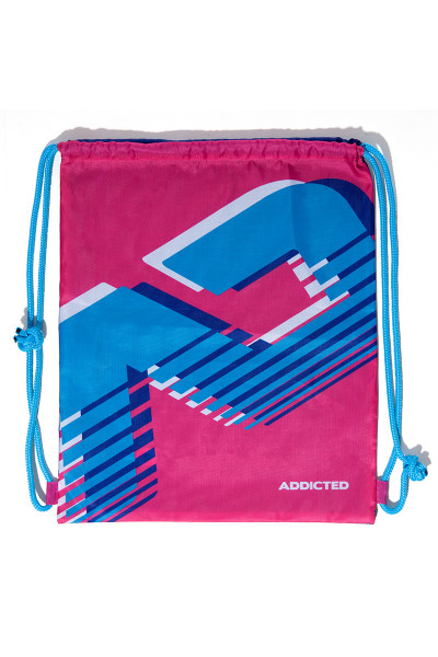Addicted AD Reversible Backpack AD658-24 Fuchsia - Mens Bags - Garment View - Topdrawers Apparel for Men
