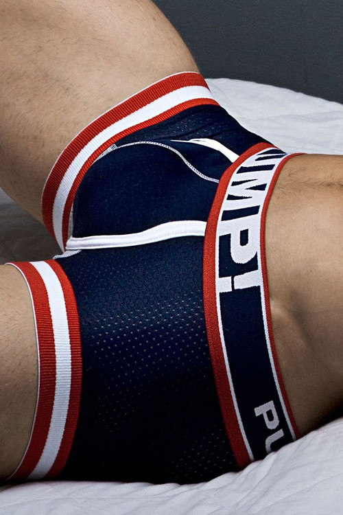 PUMP! Underwear Big League Boxer Brief 11040 from Topdrawers Menswear - Front View